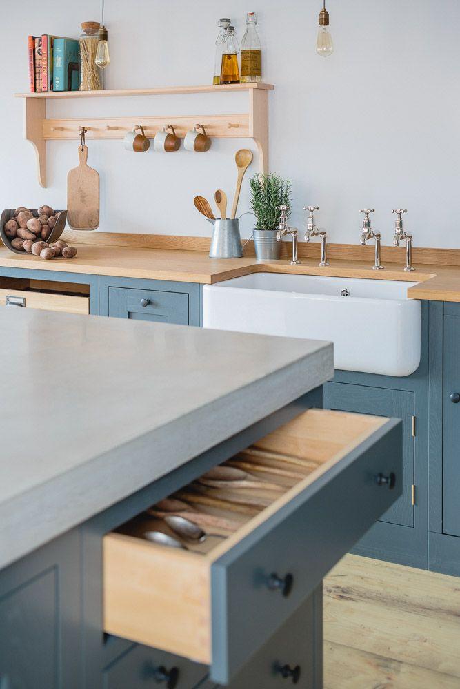 Industrial Shaker Kitchen - £30,000   Kolonistuga   Shaker ...