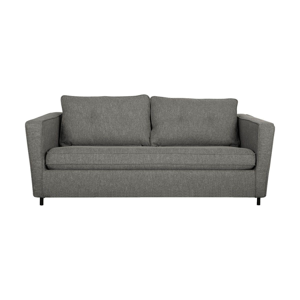 Confort Distingue Un Canape Convertible En Tissu Inspire Des