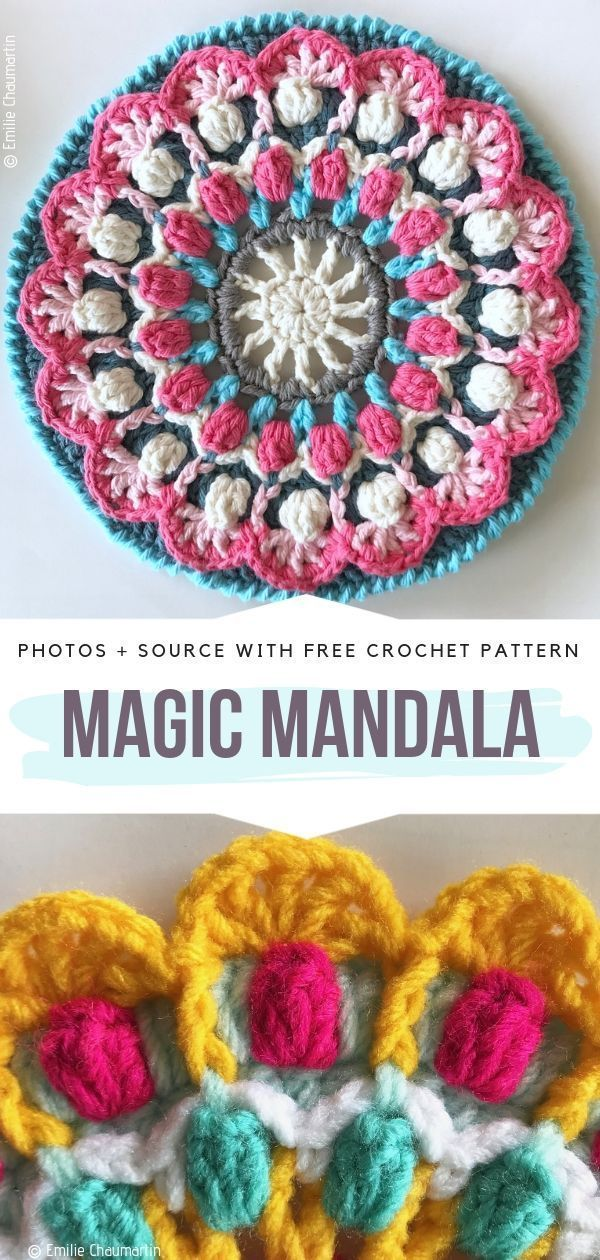Circular Crochet Potholders Free Patterns is part of Crochet mandala, Crochet potholders, Dishcloth crochet pattern, Crochet patterns, Free crochet pattern, Irish crochet patterns - Advertisements Potholders come in all shapes and sizes, bit they have something in common   they must be thick and sturdy  They are irreplaceable, whether you want to put a hot pan on the table, or grab something that comes right from the oven  Seems like this particular need for