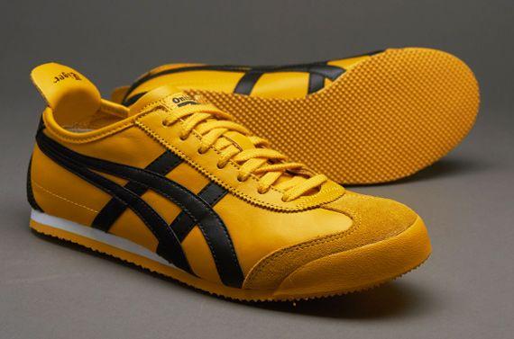 buy popular 9bee6 8de14 Onitsuka Tiger Mexico 66 - Yellow / Black | Sneakers ...
