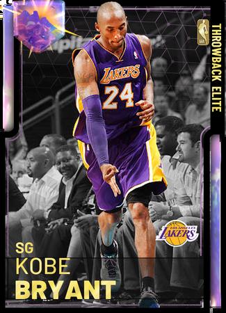 52) Kobe Bryant - NBA 2K19 Custom Card - 2KMTCentral   NBA