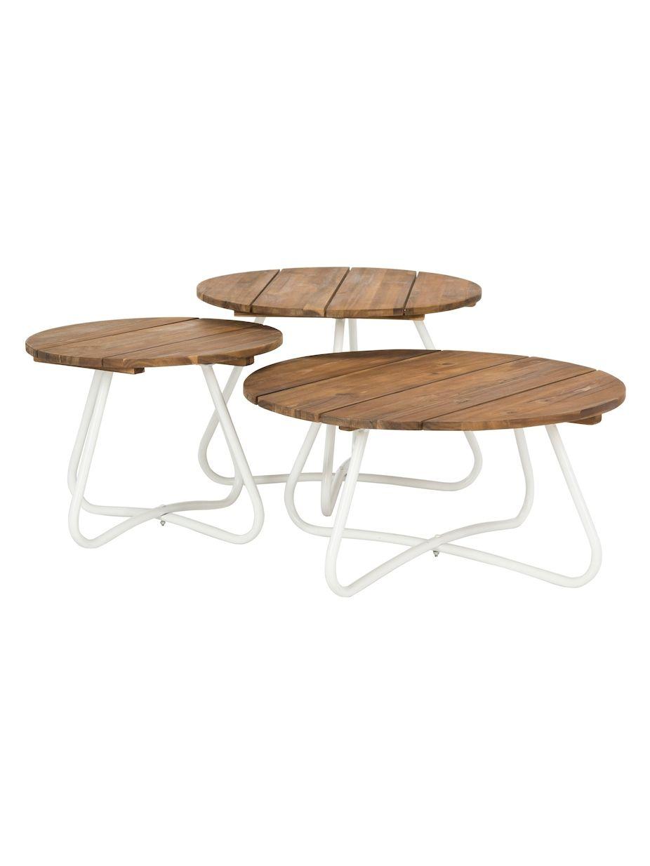 Safavieh Henderson Coffee Tables Set Of 3 Coffee Table Setting Coffee Table 3 Piece Coffee Table Set [ 1234 x 926 Pixel ]