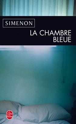 La chambre bleue  Livre de poche