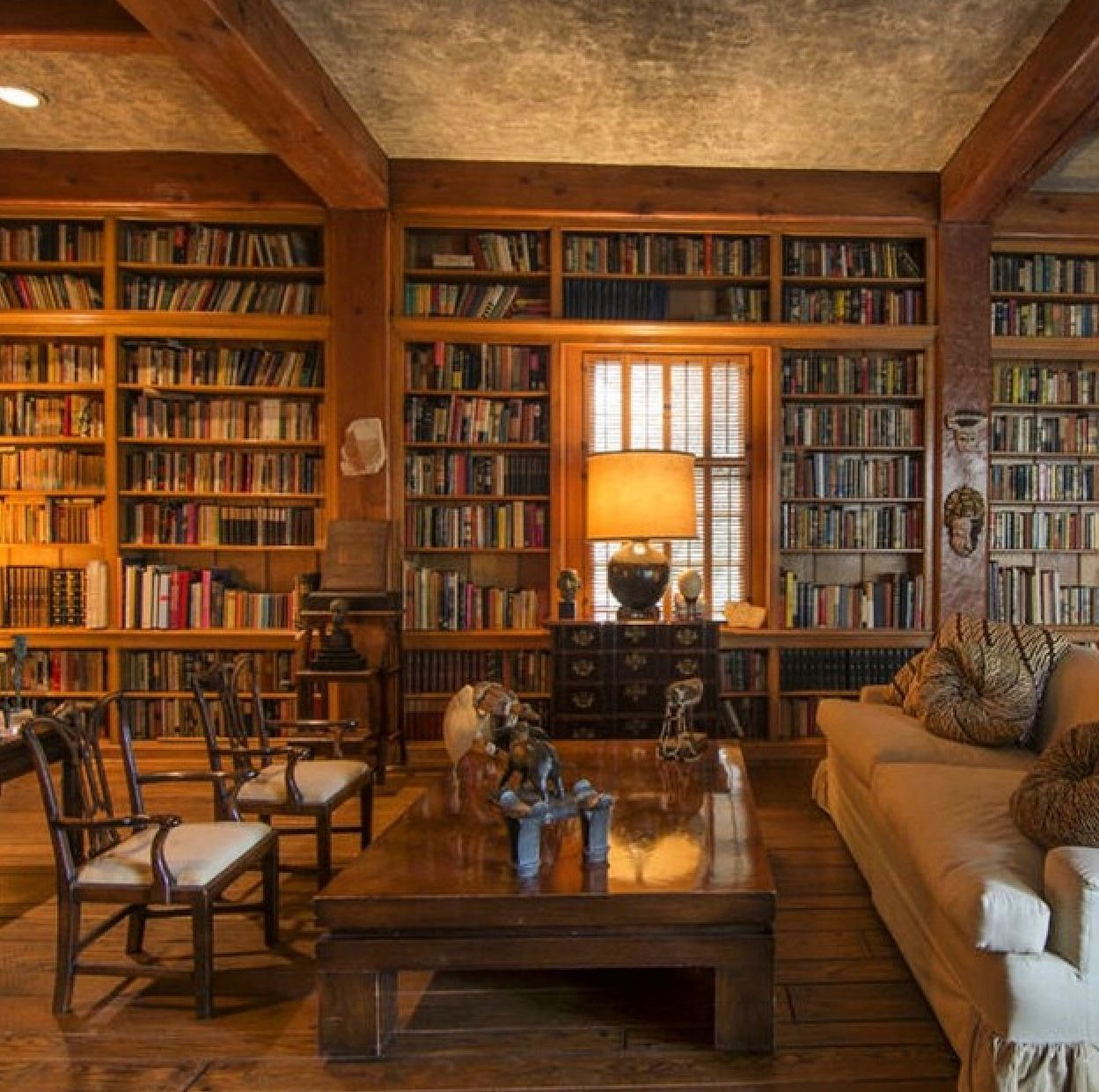 home library lighting. \u201cConnie Wald\u0027s House On The Market, Library For Drinks Before Or After Dinner, Shelves Filled With Her Late Husband Jerry Scripts. He Produced\u2026\u201d Home Lighting L