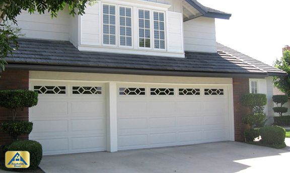 Waterton 2 Windows Garage Doors Doors Garage Windows