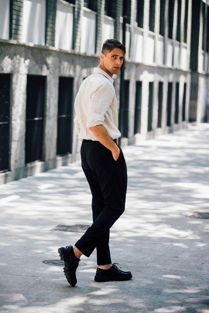 Milan Fashion Week Men\u0027s Spring 2018 Street Style