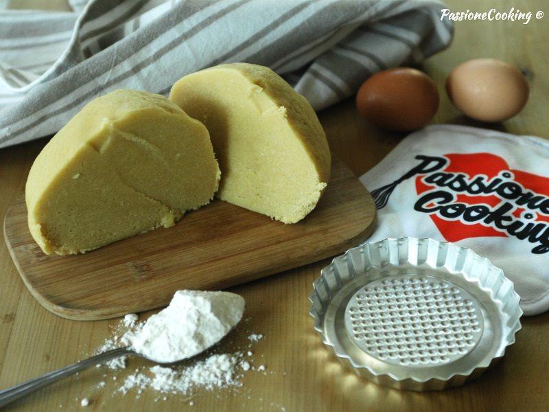 Pasta frolla al farro per torte e biscotti