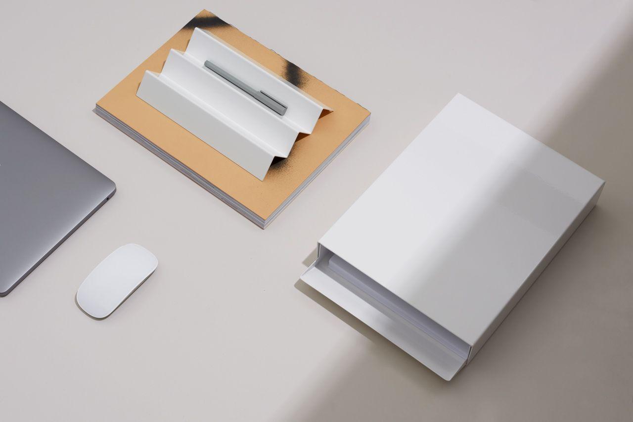 Minimalist Collection Of Office Objects By Gerdesmeyer Krohn Objects Design Minimalist Stapler