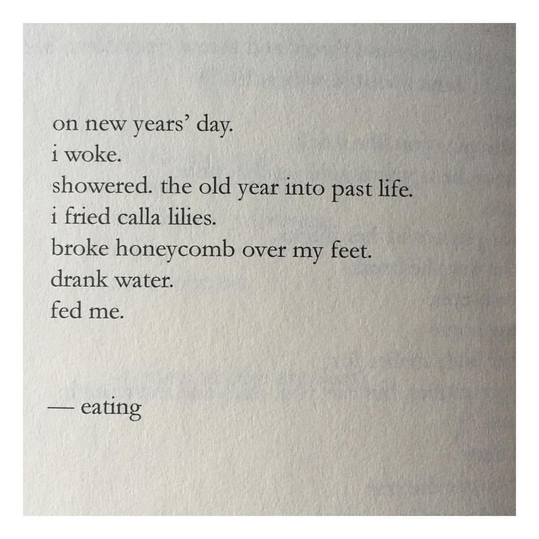 poem. from nejma. by nayyirah waheed.