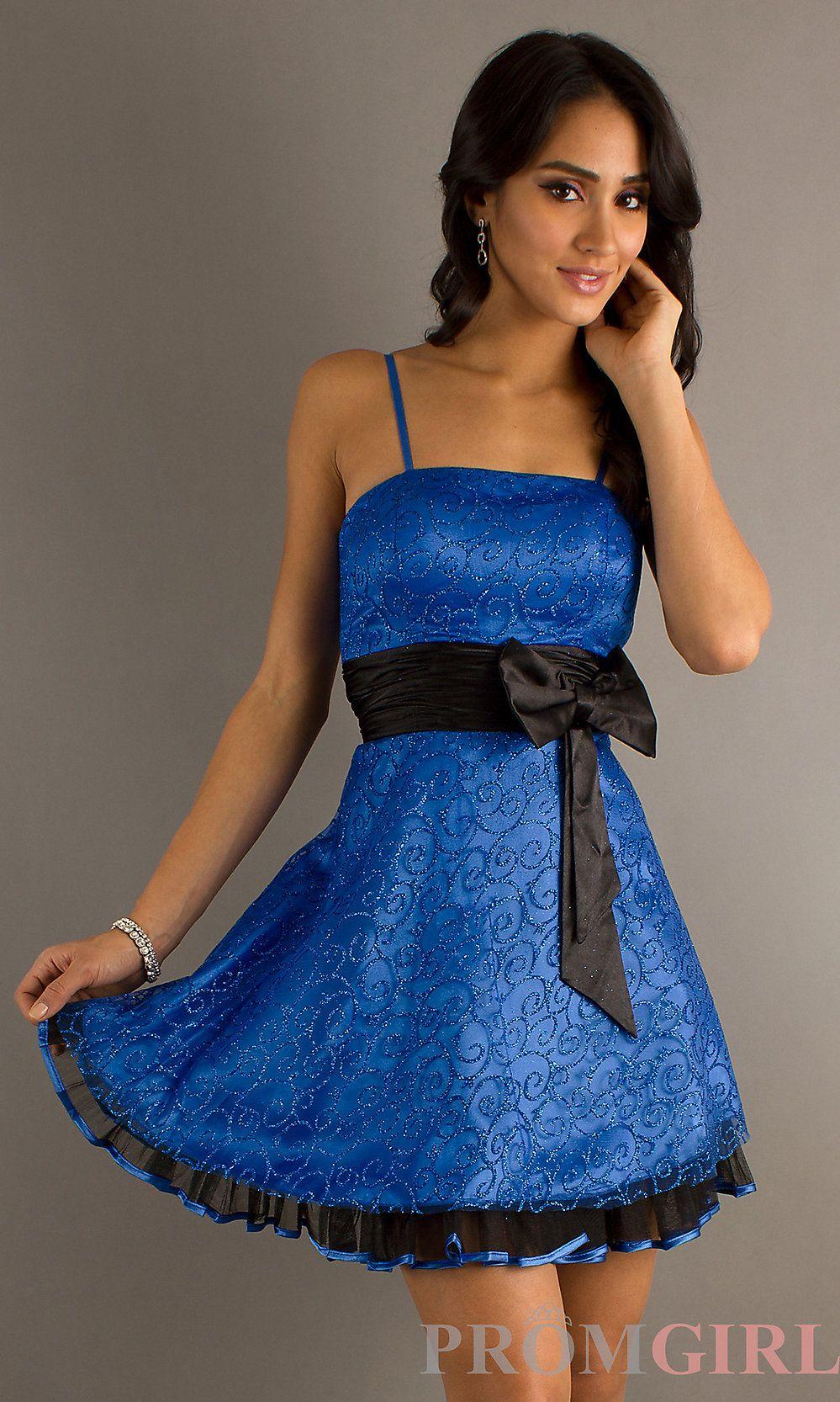 View Dress Detail: DQ-8183 | Dakota homecoming/ prom | Pinterest ...