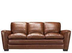 Langdon Leather Sofa Raymour Family Room Sofa Leather Sofa Sofa