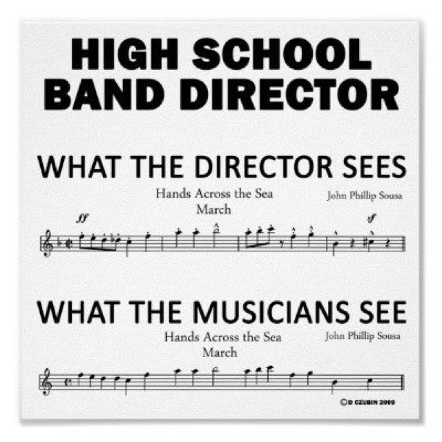 Haha Most Of Us Were Like This At One Point School Band Band Jokes Marching Band Humor