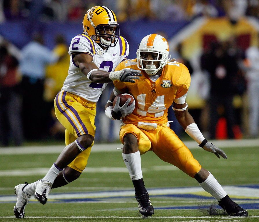 Eric berry yeah hes scary tell the other teams homie