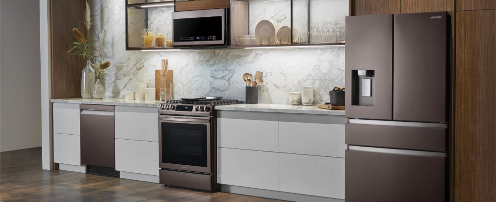 Samsung Tuscan Stainless Steel Home Appliances Tuscan