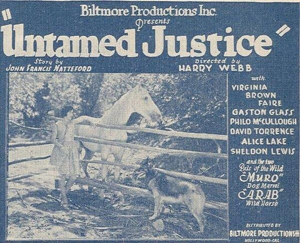 Watch Untamed Justice Full-Movie Streaming