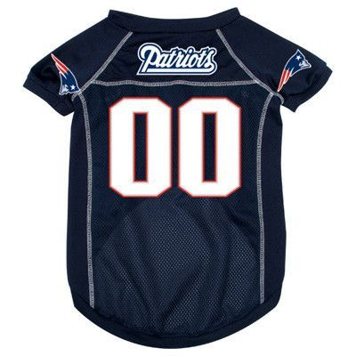 32c45ec8b32ae8 NFL Sports Jersey for Dogs - Patriots