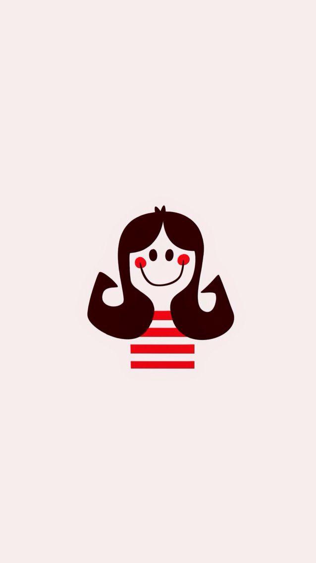 Happy face iPhone wallpaper | Wallpaper | Pinterest | Fotos de fondo ...