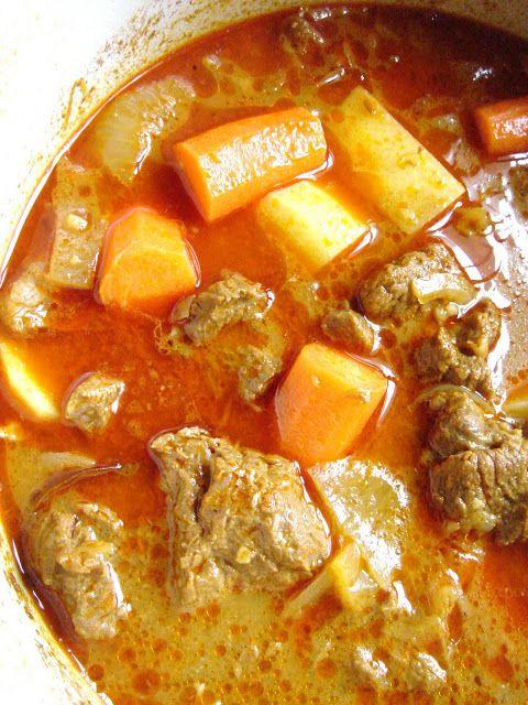 East Meets West Kari Daging Malaysian Beef Curry Beef Curry Beef Curry Recipe Curry