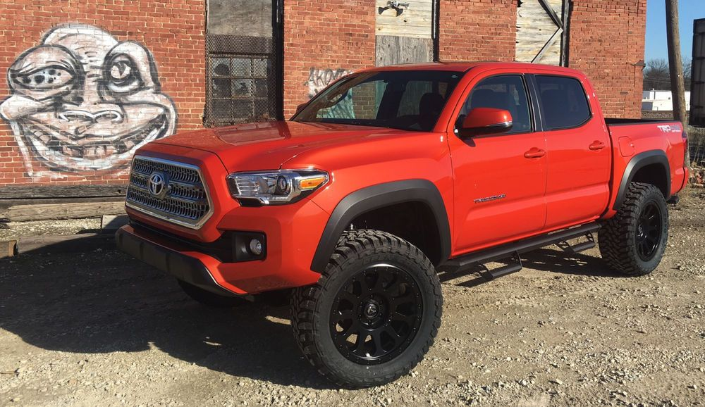 2016 Toyota Tacoma Trd Off Road >> Details About 2012 Toyota Tacoma Trd Off Road Toyota
