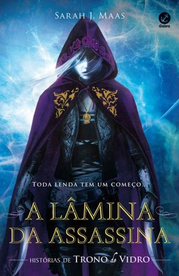 A Lamina Da Assassina Trono De Vidro Vol 0 5 Sarah J Maas