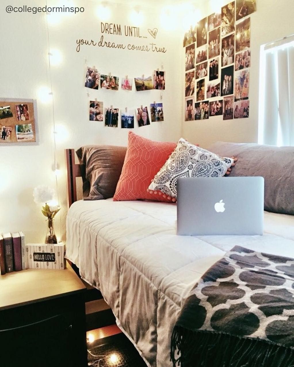 Aesthetic Dorm Room: VERY Cute! Tag Someone Who Would Like This