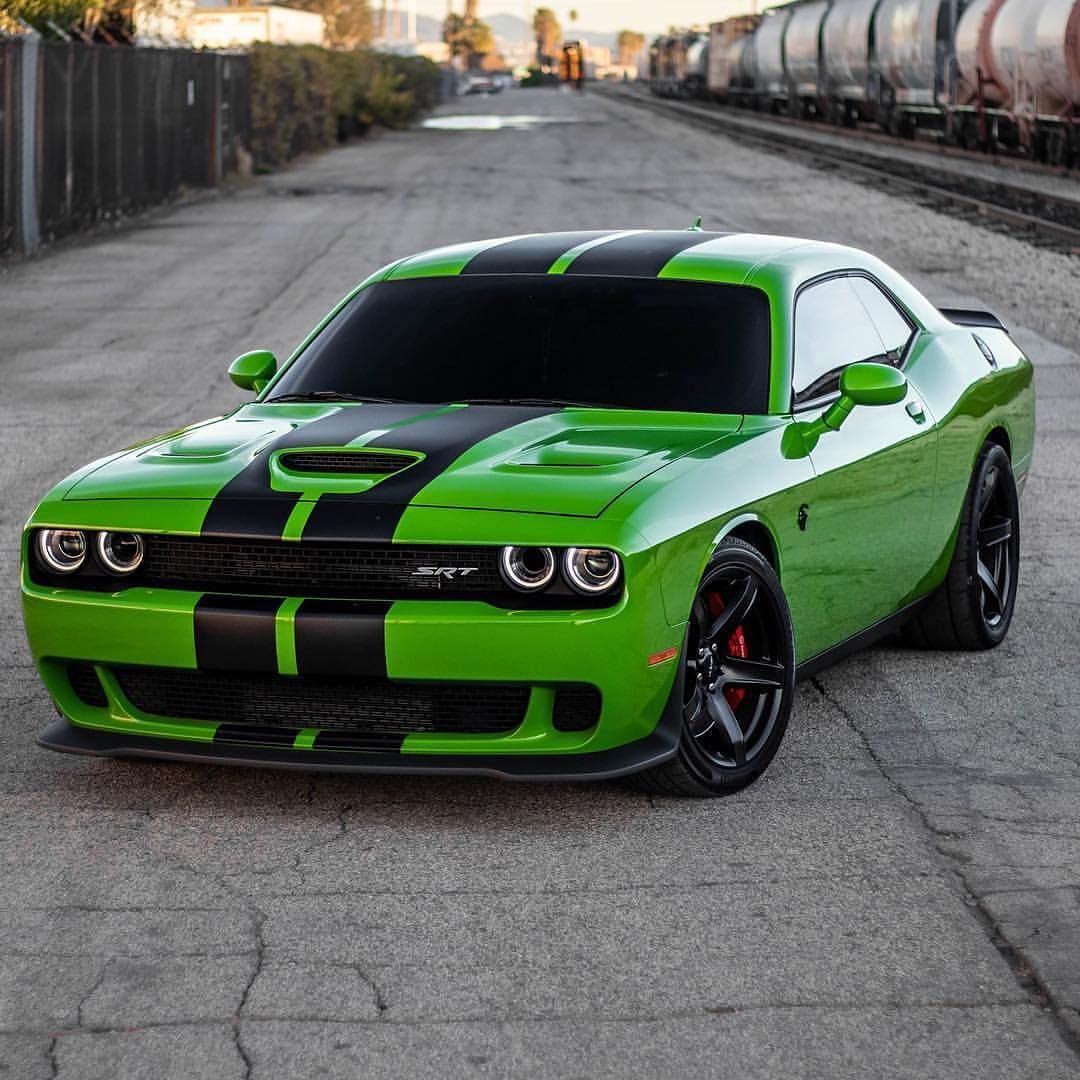What Do You Guys Think Of This Color Owner Toxicsrt Dodge Muscle Cars Dodge Challenger Srt Hellcat Dodge Vehicles