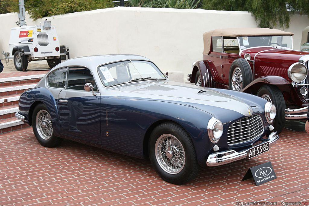 New Car Old Car 1948 Ferrari 166 Ferrari Car New Cars