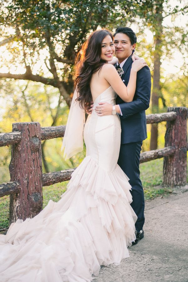 celebrity wedding jim bacarro and saab magalona photos