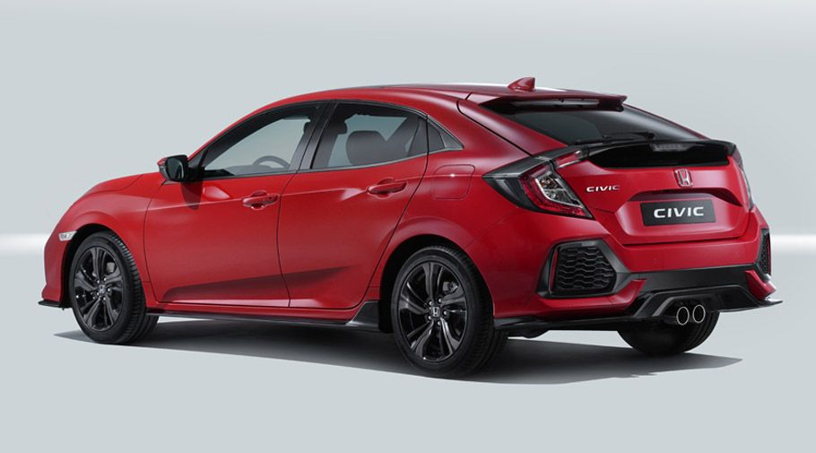 It Is Here Beautiful Passionate And Powerful It Bears The Name Honda Civic In 2020 Civic Hatchback Honda Civic Hatchback Honda Civic 2017