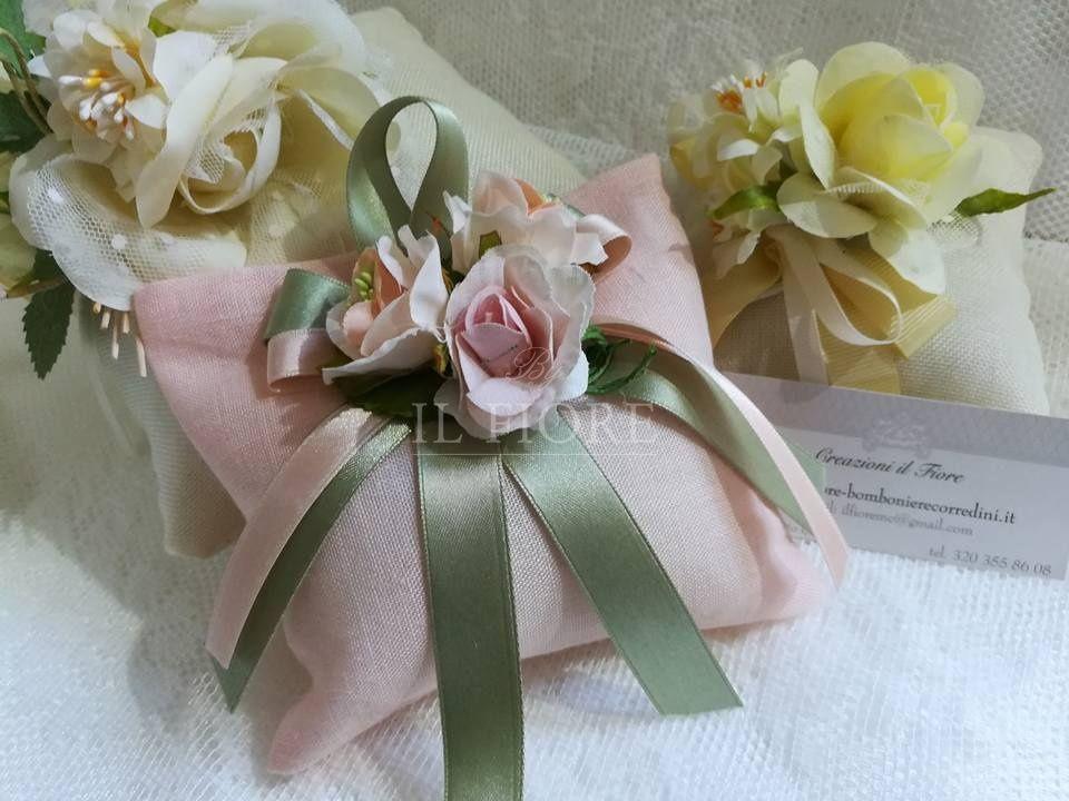 Bomboniera con fiore cod. 20H - 20H1 Linea fiori ...
