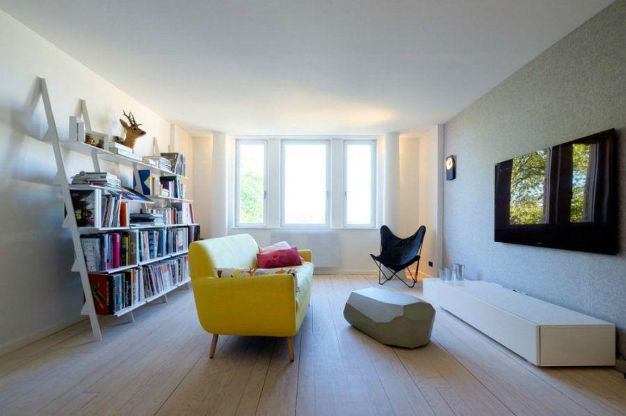 Wohnzimmer-Speicher-Ideen, die Unordnung auflösen lassen