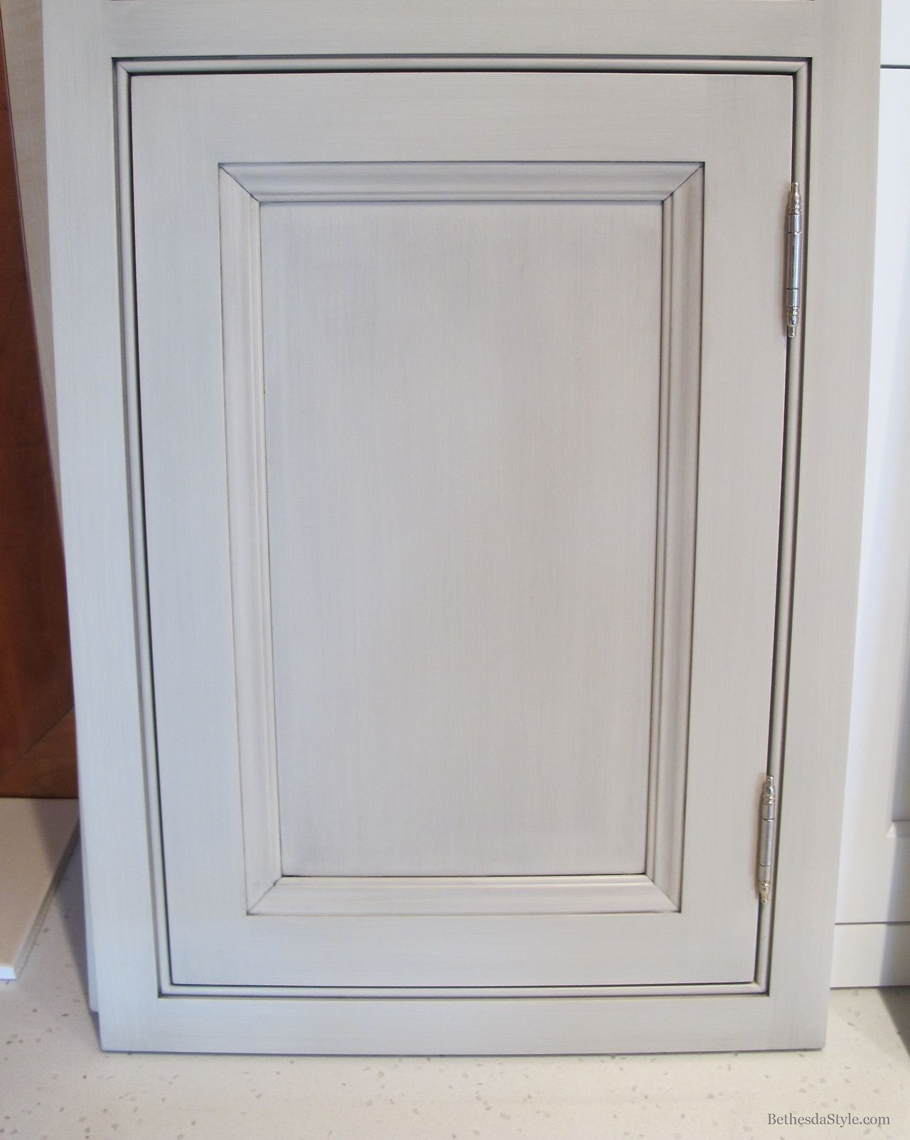 BethesdaStyle ~ Picked cabinet door style at Lobkovich Inc. Kitchen ...
