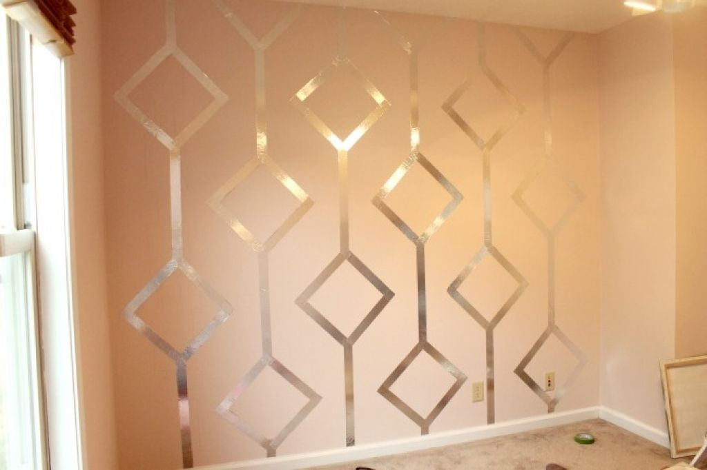 Wall Designs With Tape Wall Paint Design Ideas With Tape Best with ...