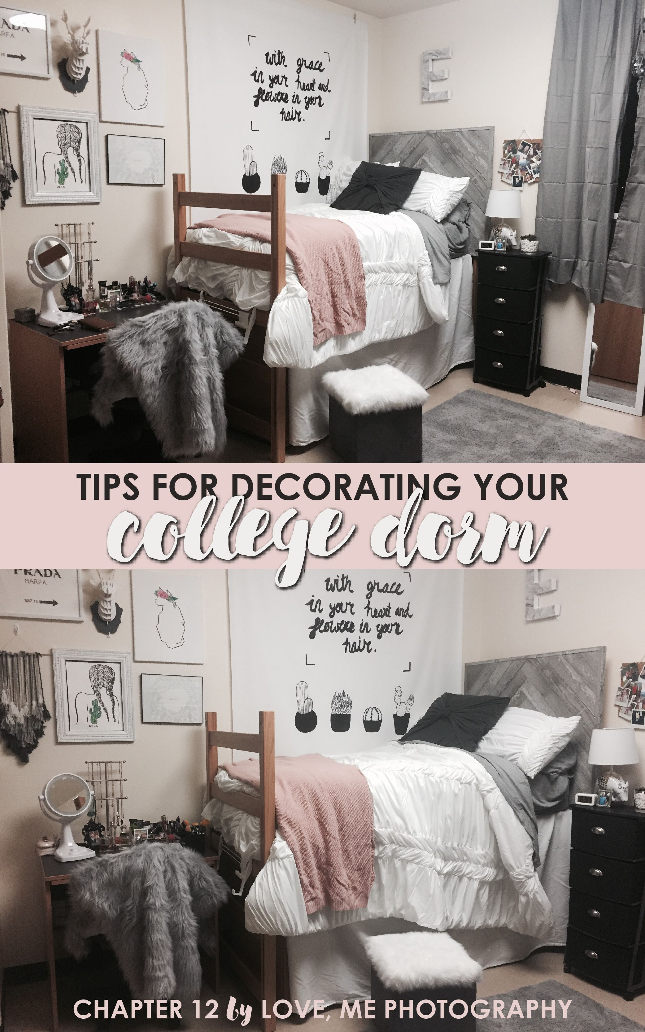 Design Dorm Room Ideas creative dorm room ideas to make your space feel more cozy www lovemephotography