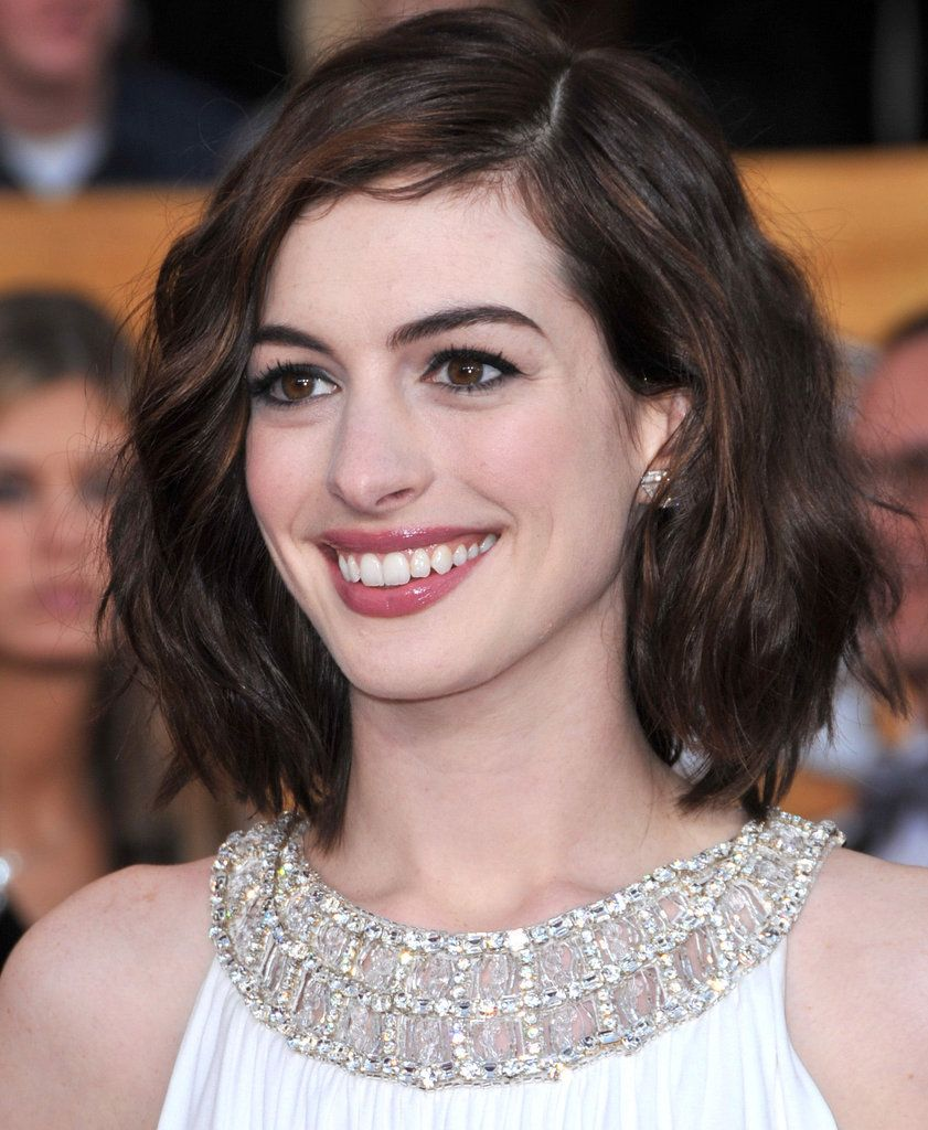 Anne Hathaway's Beauty Evolution From Princess To Icon