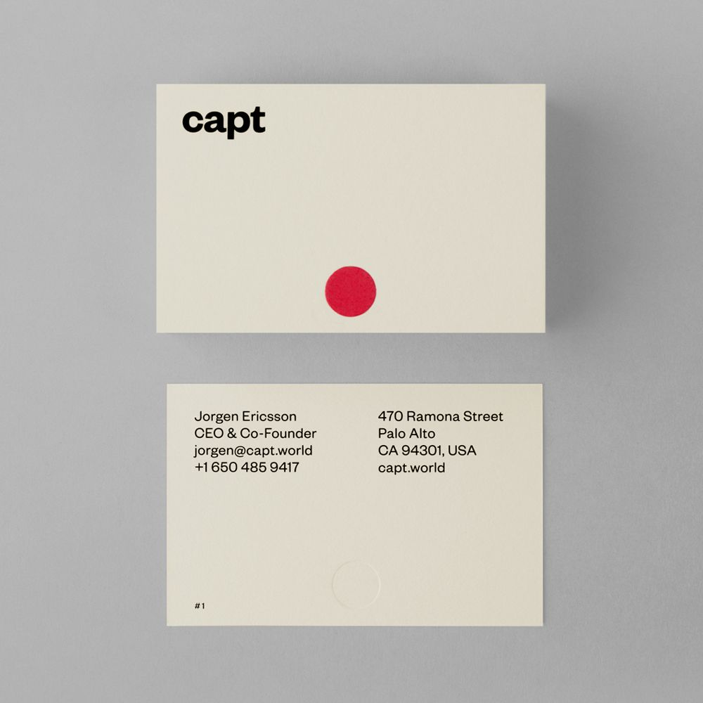 Best business card designs 2017 inspiration gallery design capt by bunch united kingdom branding businesscards colourmoves