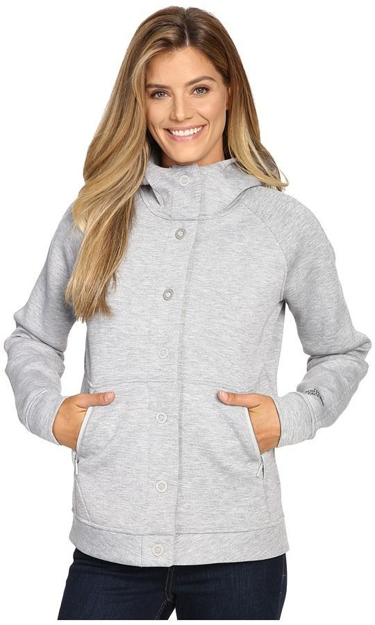 903bc87a2 The North Face Neo Thermal Snap Hoodie   Products   Cozy winter ...