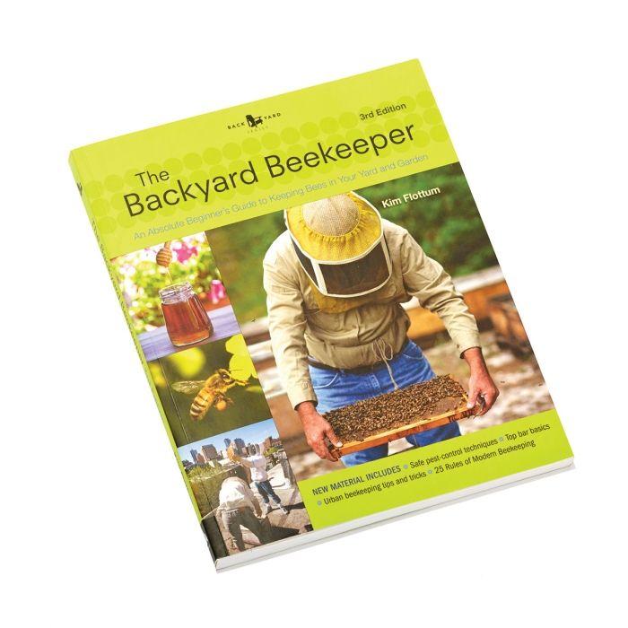 The Backyard Beekeeper Book   Beekeeping Gear   Backyard ...