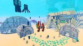 ULTIMATE MINECRAFT UNDERWATER REDSTONE HOUSE!! | Minecraft