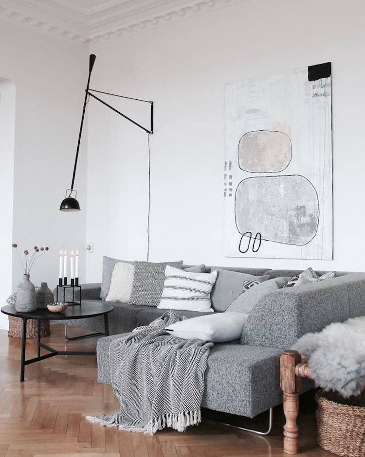 My Scandinavian Home A Magnificent Danish Home With A Touch Of Hygge Deco Maison Decoration Maison