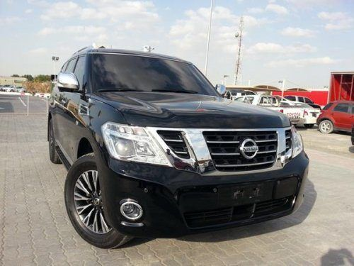 2014 Nissan Patrol Le Platinum For Sale Still Very Clean In And Out The Car Is In Good And Perfect Condition Interested Bu Nissan Patrol Nissan Cars For Sale