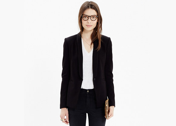 The Official Jenna Lyons Guide To Mastering Tomboy Style : Lucky Magazine