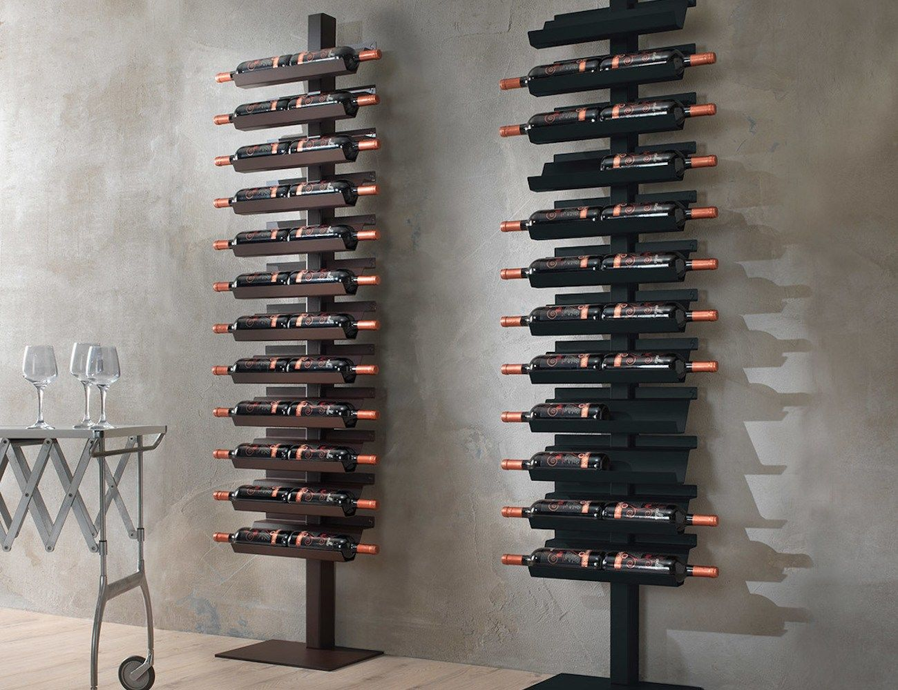 Hosted Site Search Discovery For Companies Of All Sizes Wine Rack Wall Wine Rack Wine Closet