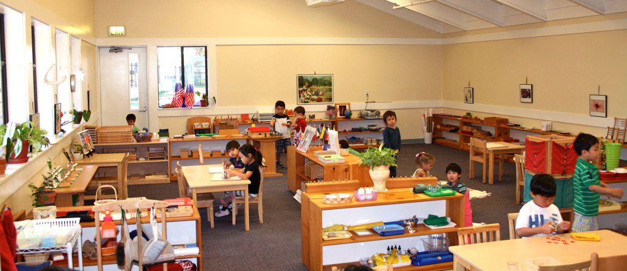 Montessori Preschool Irvine Huntington Beach