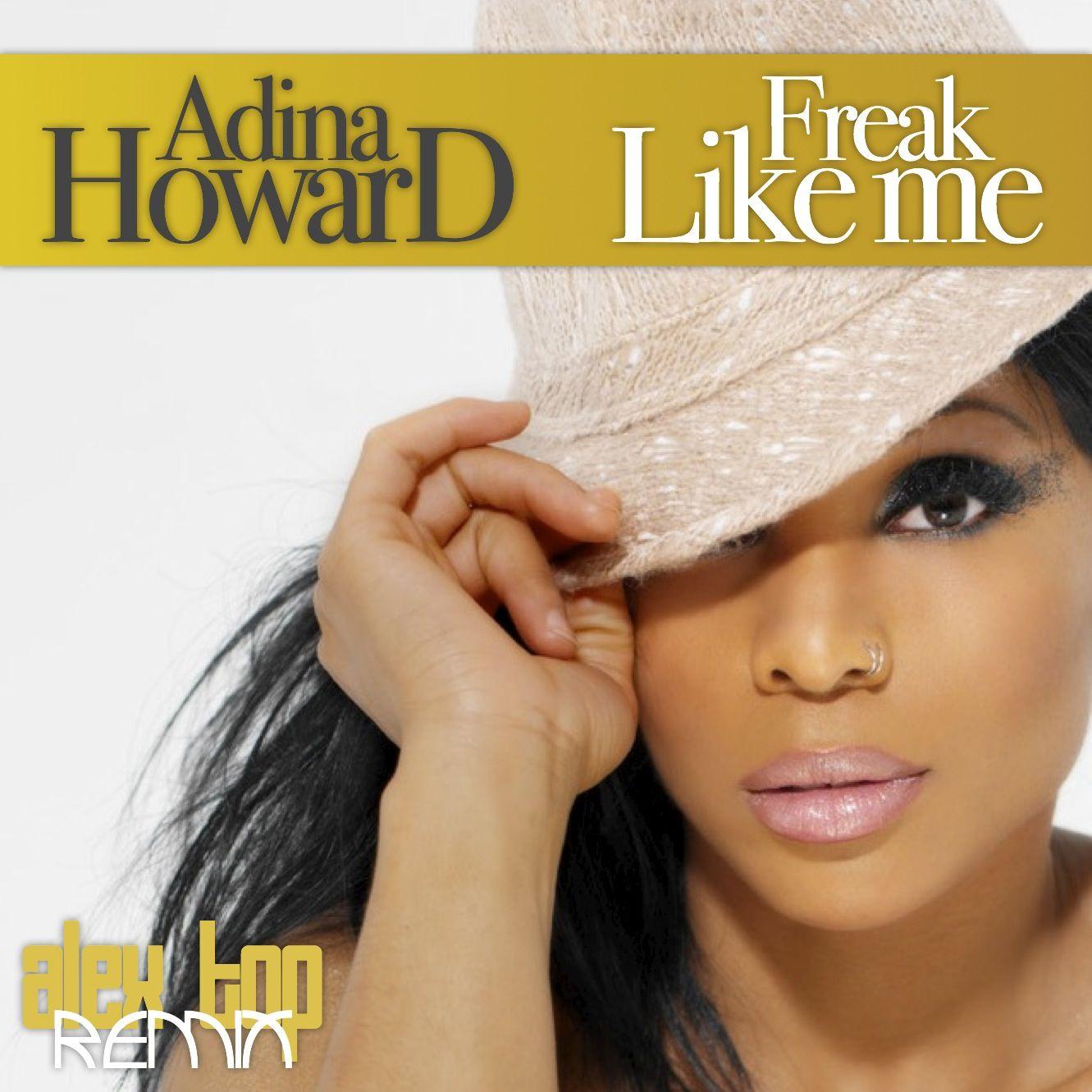 Adina Howard – Freak Like Me (single cover art)