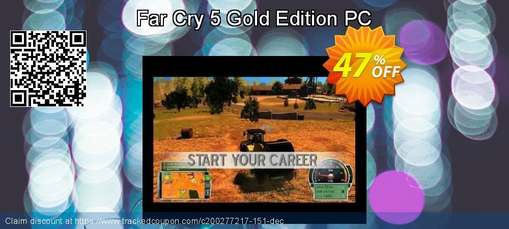 47 Off Far Cry 5 Gold Edition Pc Deal On Natl Doctors Day Sales March 2020