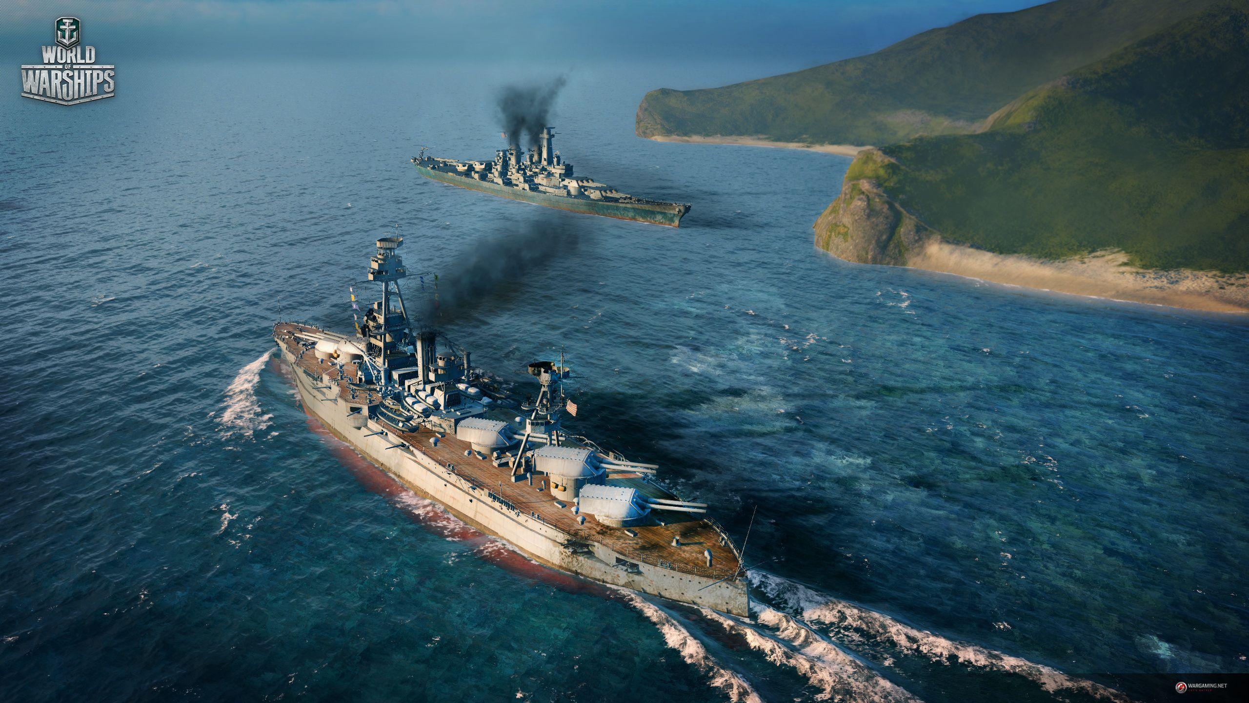 world of warships montana wallpaper s