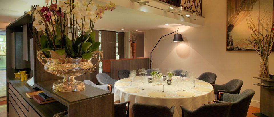Enoteca pinchiorri il gusto dell eccellenza ristorante for Idee per arredare enoteca