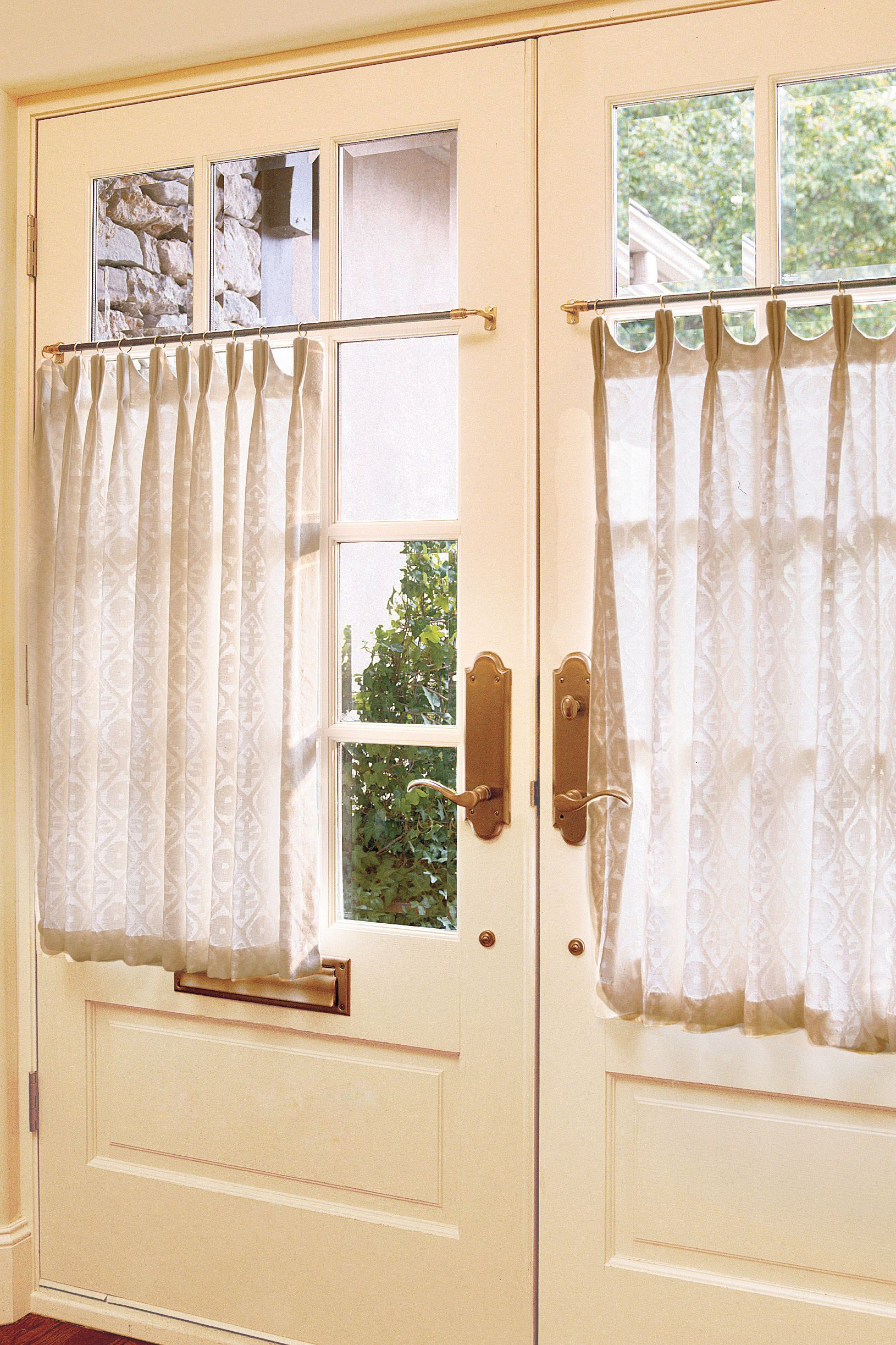 Simply Dressed Cafe Curtains Sheers Curtains Living Room Cafe Curtains Kitchen Home Sheer cafe curtains for living room