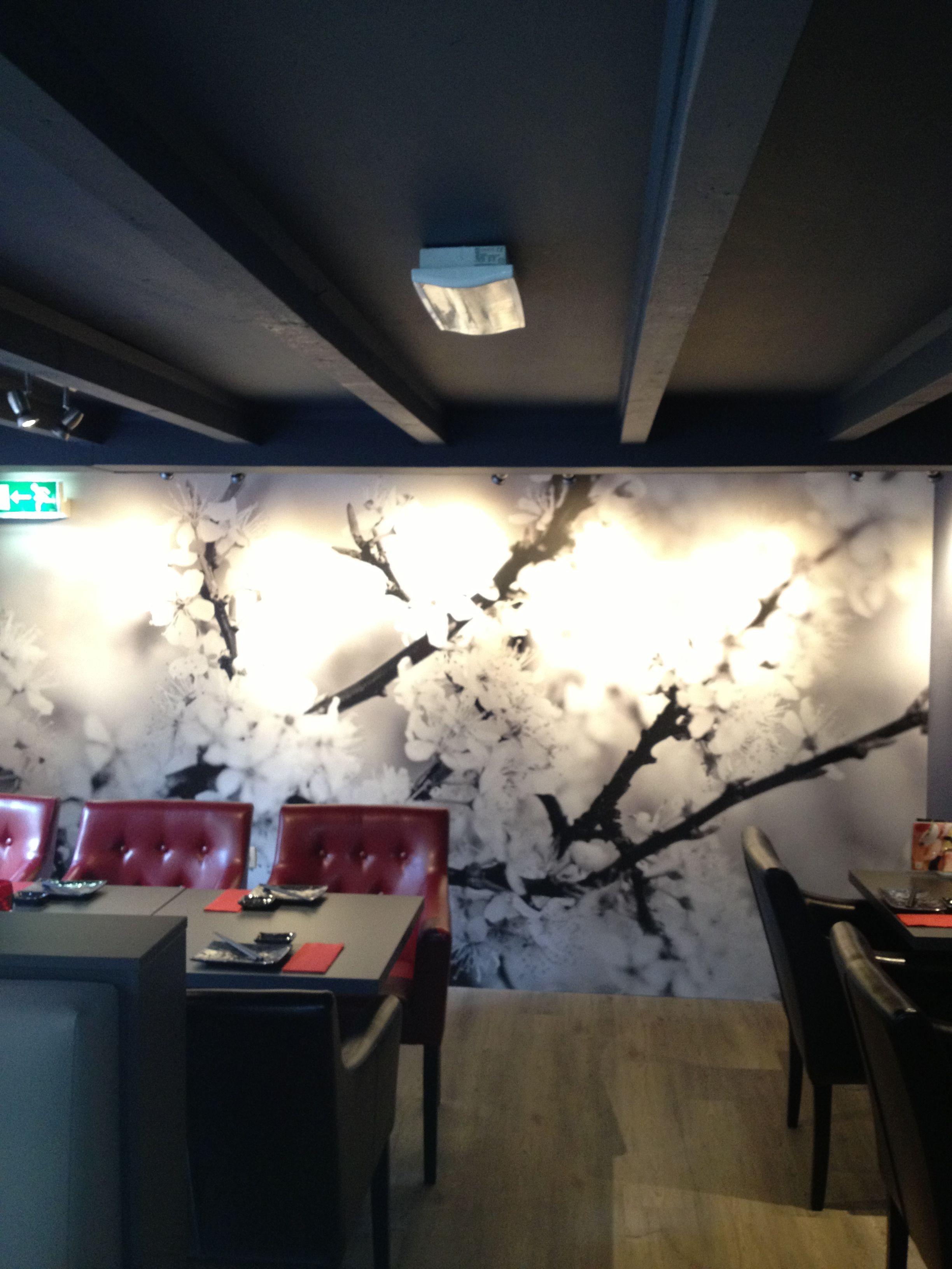 Blue Sakura Enschede ontworpen en ingericht door Kortekaas ...